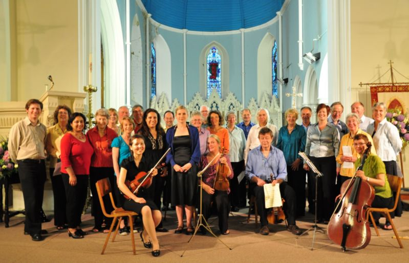 The Elm Singers in Concert